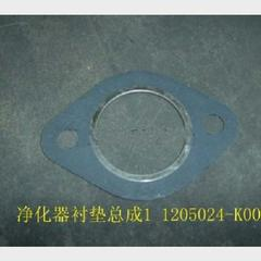 Прокладка катализатора передняя Great Wall Hover