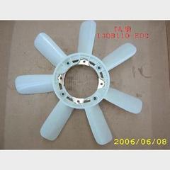 Вентилятор охлаждения без вискомуфты Hover 1308110-E02 Great Wall