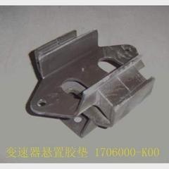 Подушка КПП 4*2 1706000-K00 Great Wall Hover (лицензия)
