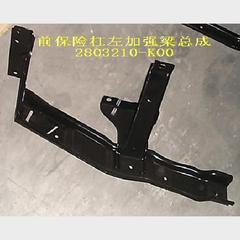 Панель радиатора передняя левая great wall hover Great Wall Hover