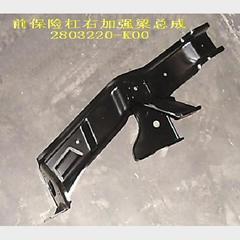 Панель радиатора передняя правая Great Wall Hover