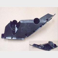 Направляющая переднего бампера правая (пластик) Great Wall Hover