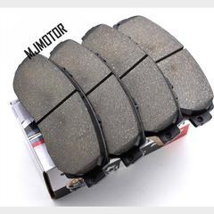 Колодки тормозные задние дисковые Great Wall Hover
