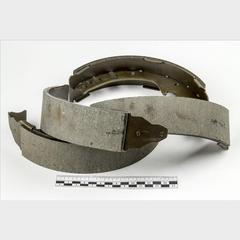 Колодки ручника ручного тормоза (комплект) Great Wall Hover