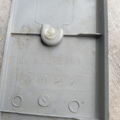 Накладка обшивки потолка задняя серая Great Wall Hover