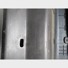 Облицовка багажного отделения черная Chery Amulet