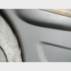 Карта двери задней левой (под механический стеклоподъемник) Chery Amulet