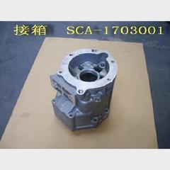 Корпус кпп задняя часть hover sca-1703001 4x2 Great Wall Hover