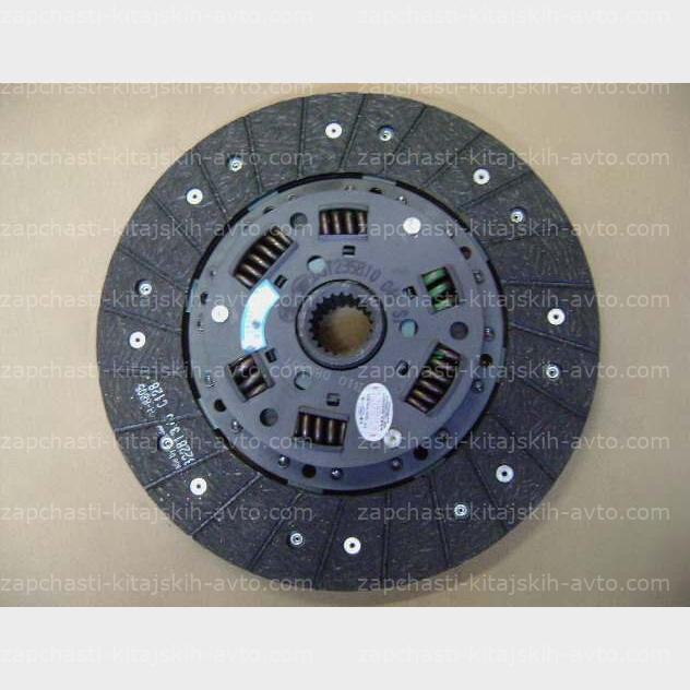 Диск сцепления 4х2 и 4х4 электро раздат коробка Great Wall Safe