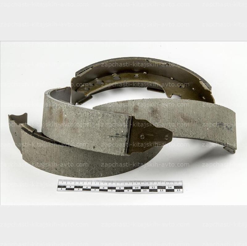 Колодки ручника в сборе с механизмом пара на два колеса Great Wall Hover