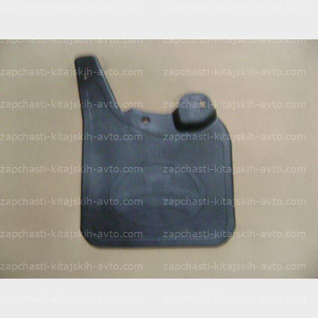 Брызговик передний левый резина Great Wall Safe