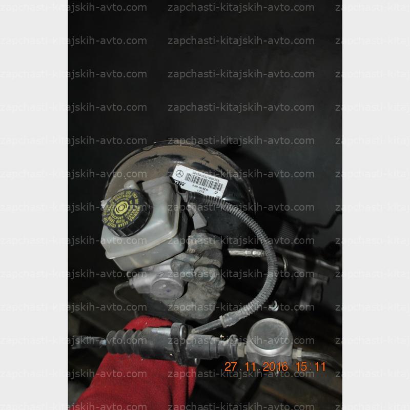 Вакуумный усилитель тормозов Mercedes W168 A-class