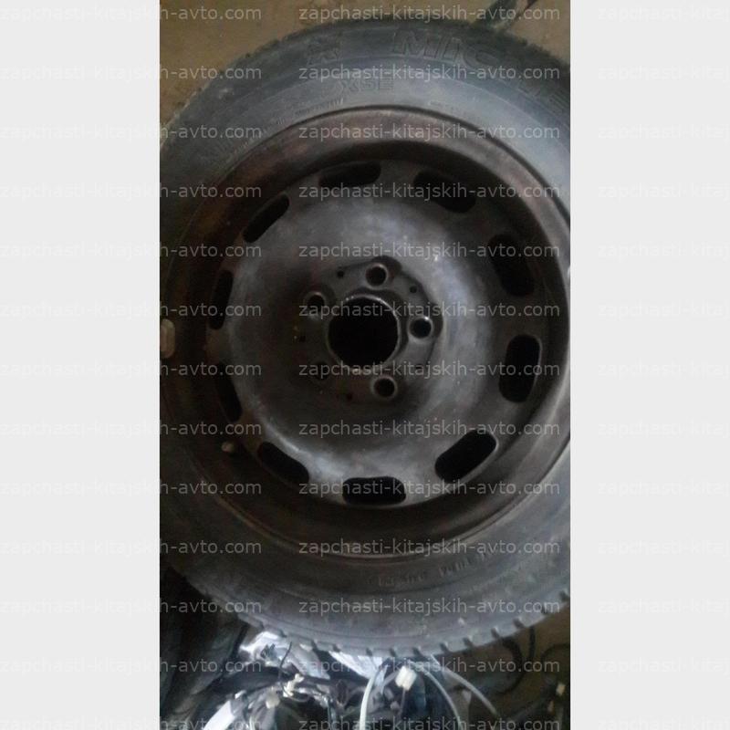 Диск металический черный под 5 шпилек r15 Mercedes W168 A-class