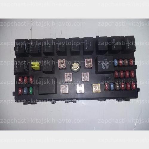 Блок предохранителей подкапотный в сборе 2,4 (4wd64) Chery Tiggo