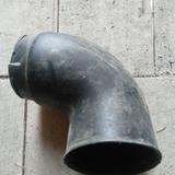 Патрубок воздушного фильтра угловой Great Wall Hover