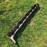 Накладка порога правая черная Great Wall Hover
