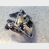 Блок педалей, педаль тормоза и сцепления Mercedes W168 A-class