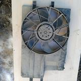 Вентилятор охлаждения Mercedes W168 A-class