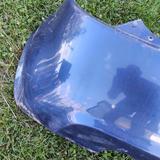 Бампер задний синий оригинал есть дефект Chery Kimo