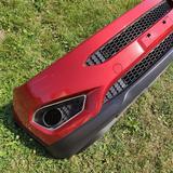 Бампер передний chery tiggo 5 в сборе красный оригинал Chery Tiggo